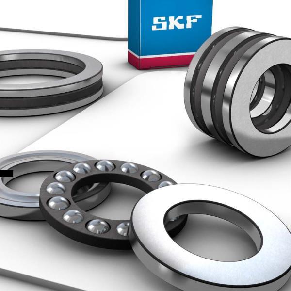 Cuscinetti a sfere assiali SKF