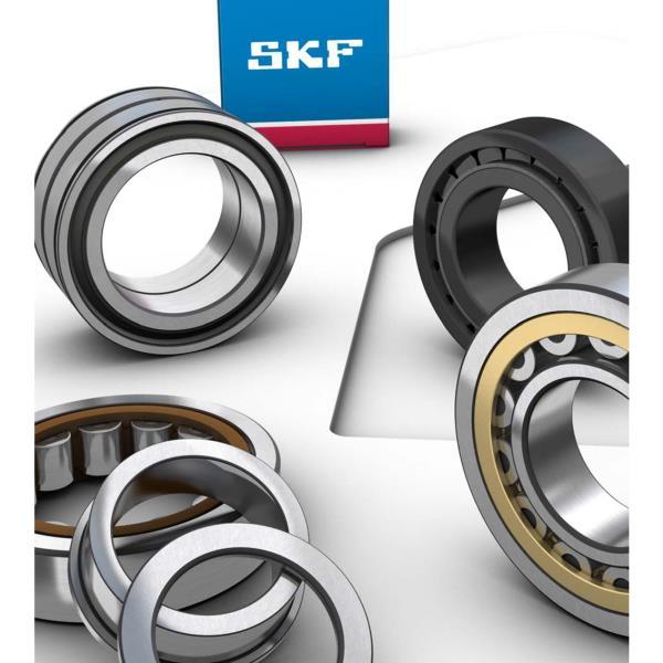 Cuscinetti a rulli cilindrici SKF