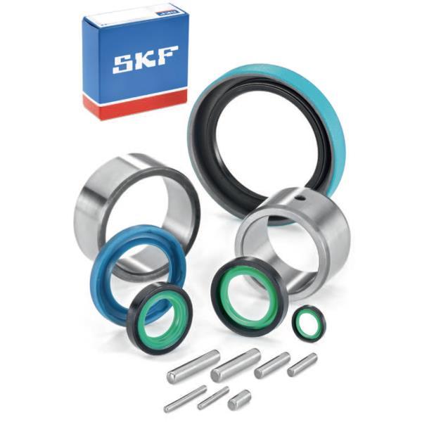 Componenti di cuscinetti a rullini SKF