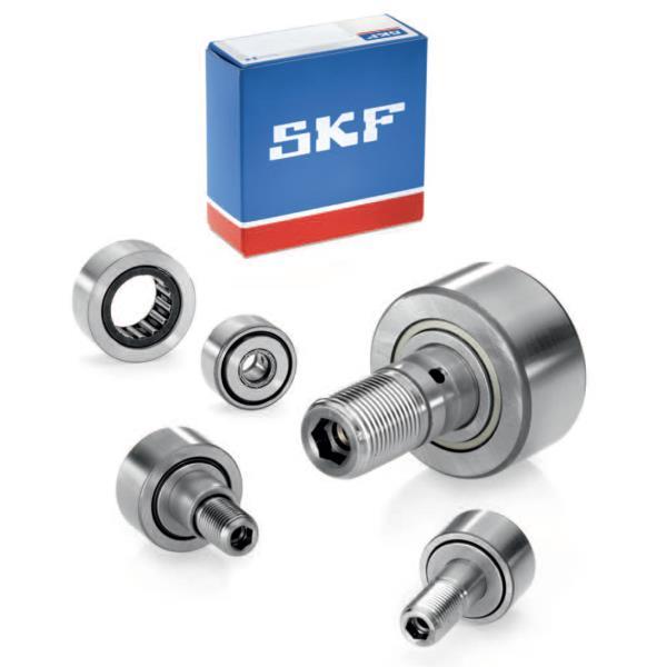 Rotelle con perno filettato SKF