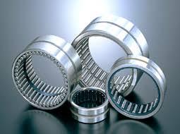 Cuscin a rullini con anelli massicci INA