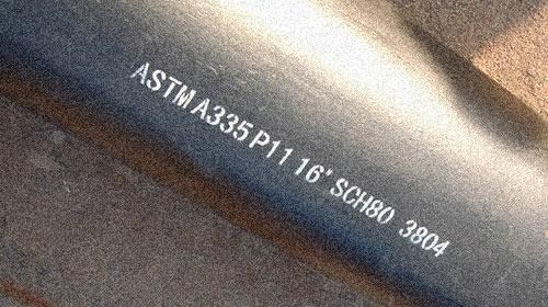TUBI S/S ASTM A335 GR.P11