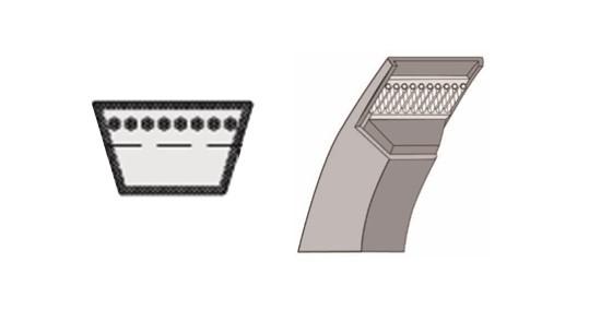 Cinghie Trapezoidale a sezione classica