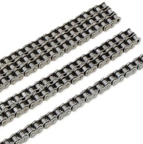 Catene a rulli in acciaio Inox Aisi 304